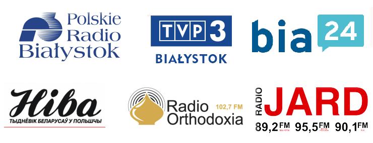 loga sponsorów, radio białystok, tvp3, bia24, niwa, jard