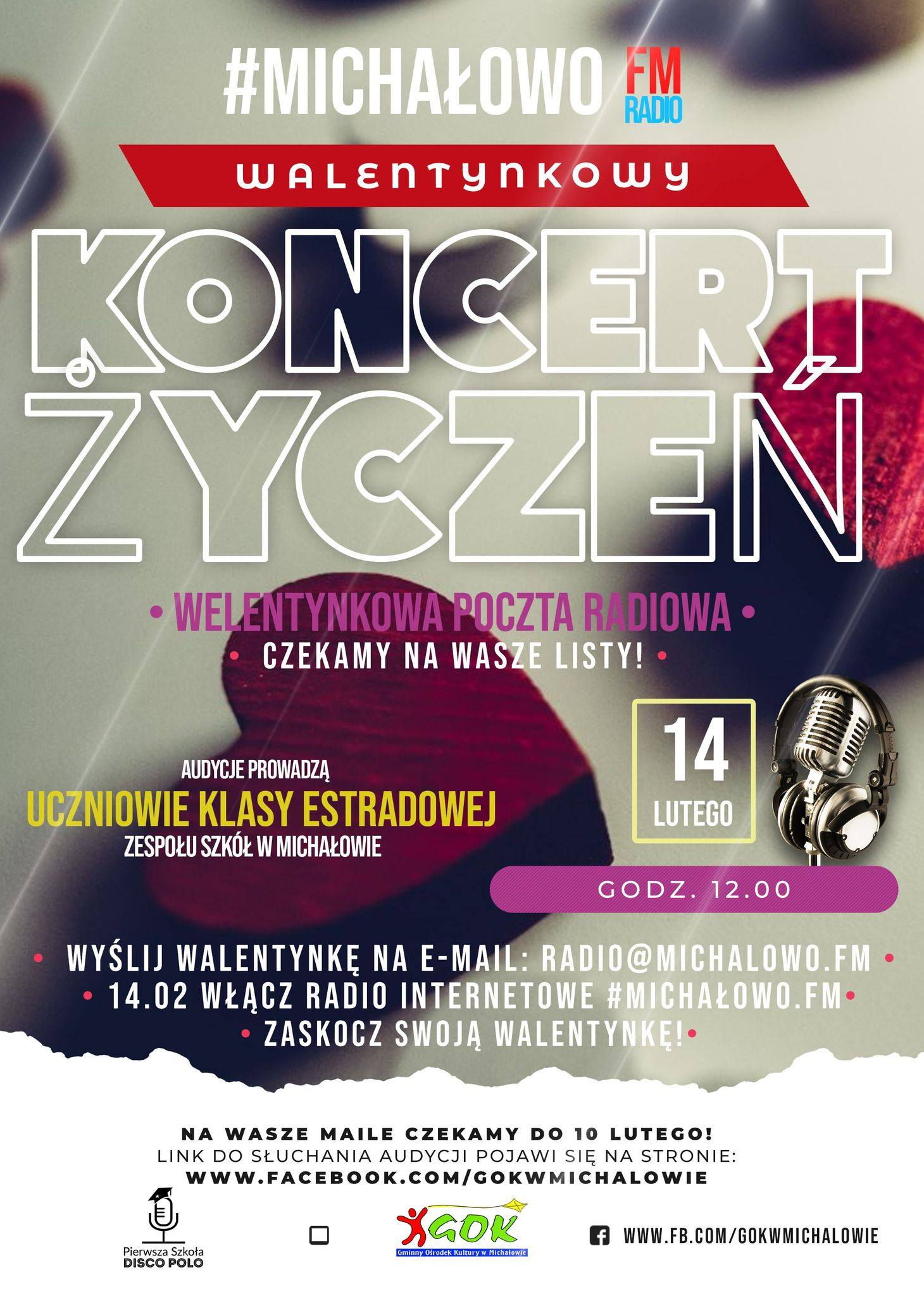 koncert zyczen walentynki 2021