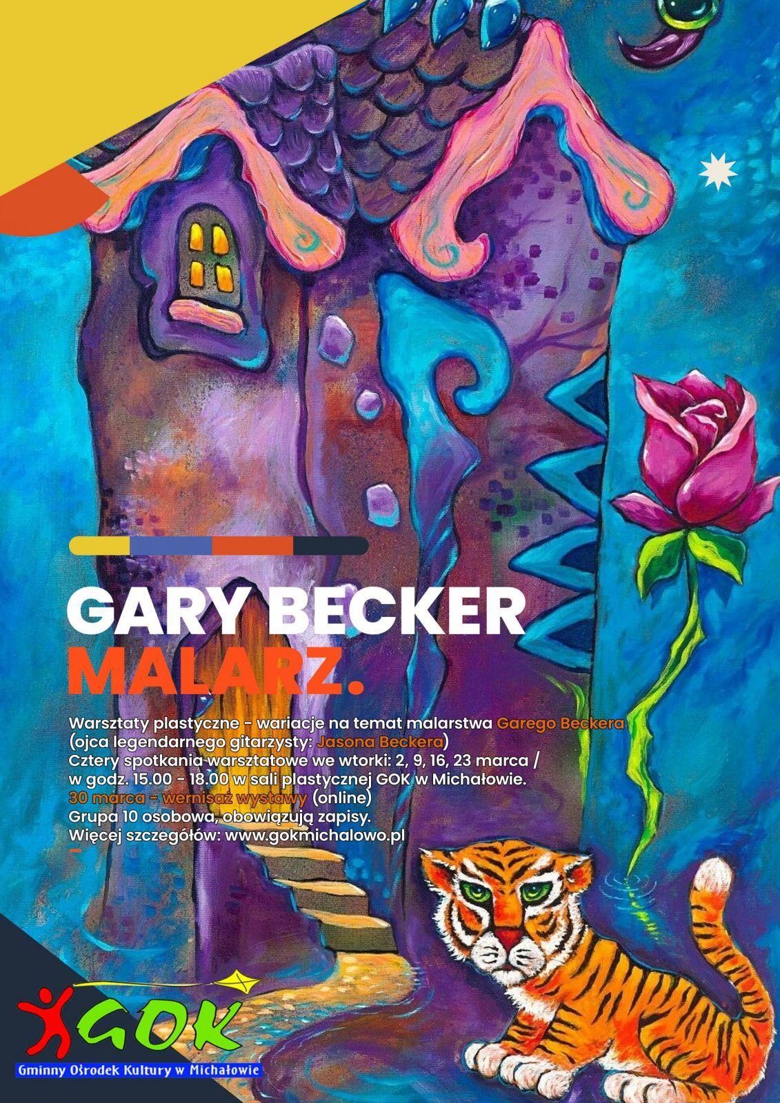 Gary Becker warsztaty plastyczne