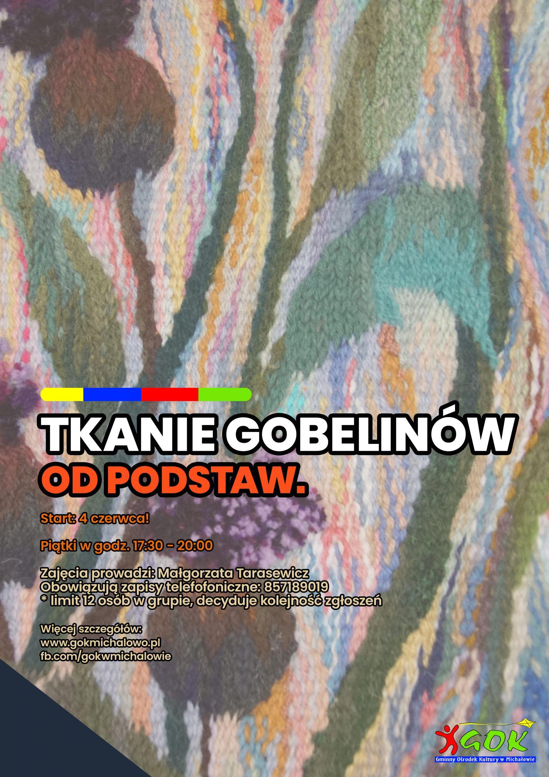 GOK_gobeliny_plakat-czerwiec
